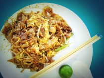FRIED KWAY TEOW AT ITS BEST.