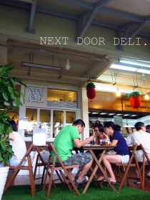 Next Door Deli at Ang Mo Kio ave 10